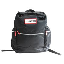 HUNTER バックパック Topclip Backpack UBB6017ACD-BLK