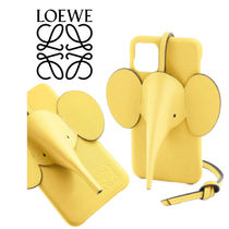 LOEWE 【関税込み】特価!エレファントレザーケースiPhone XS MAX