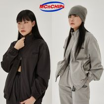 【MCnCHIPs】two-way jacket 2色