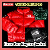 Supreme The North Face Faux Fur Nuptse Jacket FW 20 WEEK 16