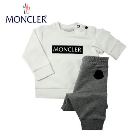 MONCLER【関税込み*送料無料】新作☆スウェット セットアップ