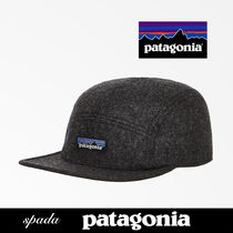 SALE【Patagonia】ロゴ ウール キャップ グレー / 送料無料