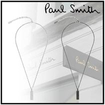 ◆Paul Smith◆Carving Logo ネックレス