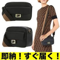 FENDI CAM Baguette leather バッグ