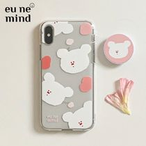 eune mind★韓国★人気 雑貨★pink blossom edition case 携帯