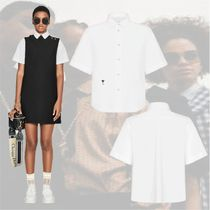 21 Cruise【Dior】SHORT BUTTONED BLOUSE  ショートブラウス