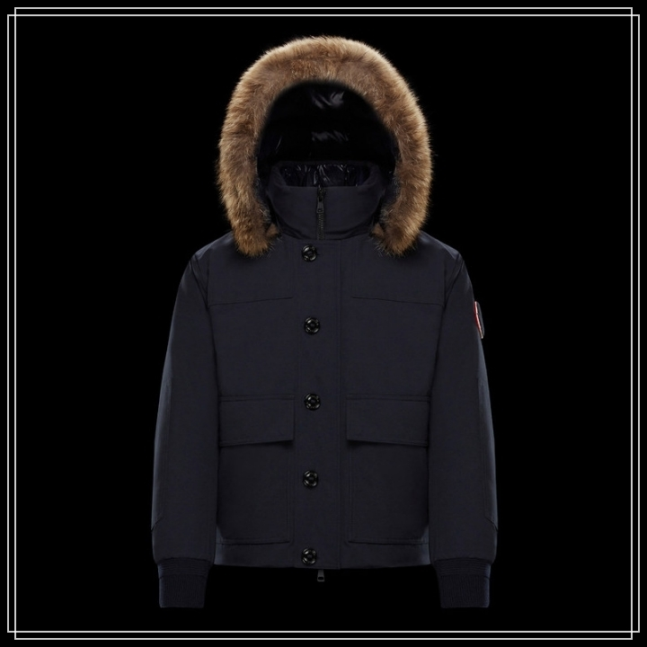 ★【MONCLER(モンクレール)】メンズ★CAVELL★ダウンジャケット (MONCLER/ダウンジャケット) 0911A5760257843742