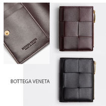 【BOTTEGA VENETA】Intrecciato Nappa leather ミニ Wallet