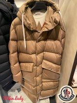 MONCLER ROUBAUD ロングパーカー メンズ