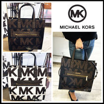 【Michael Kors】KENLY ラージトート