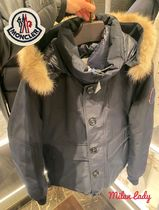 MONCLER CAVELL メンズショートパーカー