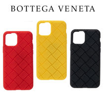 SALE★Intrecciato【送込Bottega Veneta】iPhone11Pro★赤黄黒