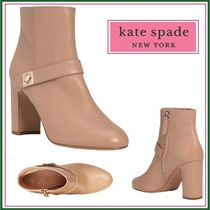 kate spade thatcher bootie ハートターンロック ブーティー