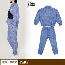 【Patta】Grid Relaxed Tracksuit セットアップ
