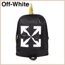 OFF-WHITE バックパック Cut Here Easy