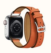 Armband Apple Watch Hermes Double Tour 40 mm Attelage