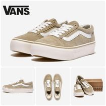 ☆大人気☆VANS OLD SKOOL PLAT☆