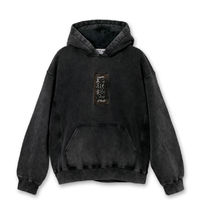Black Eye Patch ×  HANDLE WITH CARE LABEL HOODIE パーカー