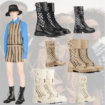 20 AW【Dior】レディース D-TRAP ANKLE BOOT アンクルブーツ