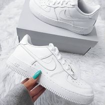 Nike WMNS AIR FORCE 1 LOW '07 エアフォース トリプル ホワイト