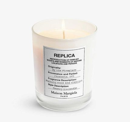 【Maison Margiela】◇Replica◇By The Fireplace scented165g◇