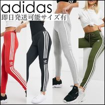 adidas Originals LockedUp ロゴ レギンス 4色