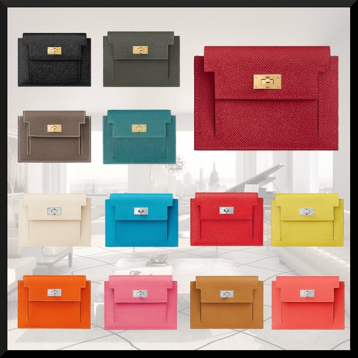 HERMES★エルメス★Kelly Pocket Compact wallet★コインケース (HERMES/コインケース・小銭入れ) 62399281