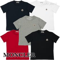 Moncler★2021SS★胸ワッペン半袖Tシャツ★4/6A