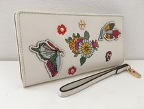 Tory Burch EMERSON APPLIQUE WRISTLET  WALLET  セール