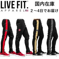 Live Fit(リブフィット) パンツ 国内発送・送料関税込み☆LIVE FIT☆SLIM TRACKIES