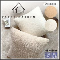 PAPER GARDEN☆wool cushion cover クッションカバー☆185