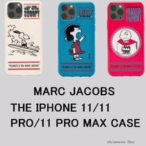 MARC JACOBS★スヌーピー THE IPHONE 11/11 PRO/11 PRO MAX CASE