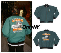 ★ONLY NY DSNY Blizzard Patrol Work MA-1 ジャケット 送料込★