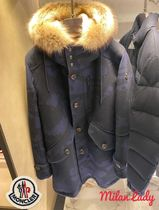 MONCLER MINAOUET ロングパーカー メンズ
