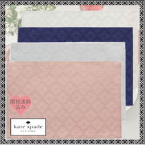 kate spade new york★おしゃれなSpade Flower Placemat 4COLOR