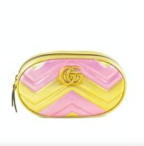GUCCI☆ VIP Sale GG Marmont  Pink/Gold /IT買付