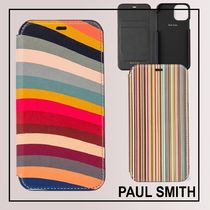Paul Smith☆ Swirl & Signature Stripe iPhone 11 Proケース