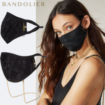 Bandolier★Chloe Lace Mask with Chain レースマスク+チェーン