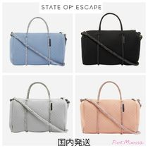 State of Escape(ステイトオブエスケープ) マザーズバッグ 国内発送/State of Escape/Prequel M 2way クロスボディバッグ
