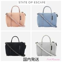 State of Escape(ステイトオブエスケープ) マザーズバッグ 国内発送/State of Escape/Prequel XS 2way クロスボディバッグ