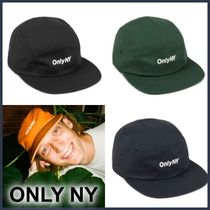 ONLY NY(オンリーニューヨーク) キャップ Only NY*ロゴ 5パネル キャップ 4色*関税送料込み