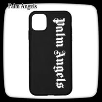 【Palm Angels】☆関税込み☆PRINTED LOGO iPhone11Pro