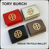 20年冬新作 即発 TORY BURCH★GRACE TRI-FOLD WALLET ミニ財布