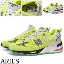 ARIES(アリーズ) スニーカー 送関込【ARIES】X NEW BALANCE 991 - MADE IN ENGLAND