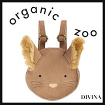 【ORGANIC ZOO】カピ限定バックパックリス キッズ/リュック
