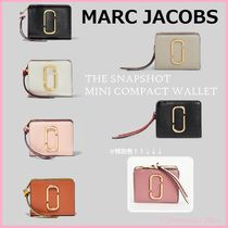 MARC JACOBS ★ The Snapshot Mini Compact Wallet☆2つ折り財布