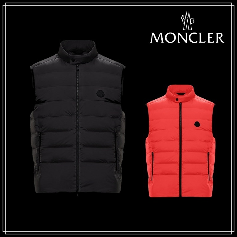 MONCLER★PREVIEW SS21★GORDES★ナイロン/ポリウレタン★2色 (MONCLER/ダウンベスト) 0911A50N0053132999  0911A50N005313245Y