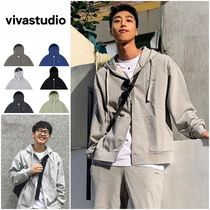 さらに100円引き◆VIVASTUDIO◆BASIC LOGO HOODIE ZIP UP