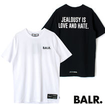 【最短翌日着】BALR. Love And Hate Straight T-Shirt B10371