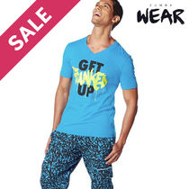 ZUMBA Get Funked Up V Neck (Sea Of Blue)